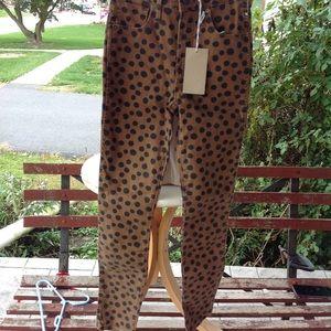 New madewell pants.
